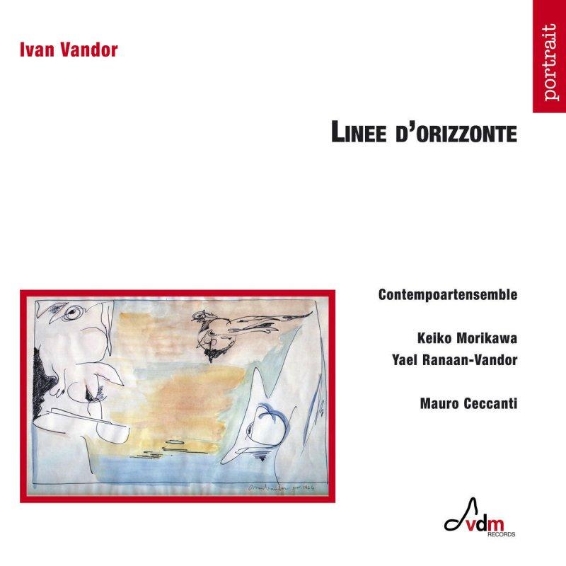 Ivan Vandor - Linee d'orizzonte
