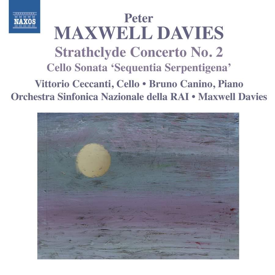 Peter Maxwell Davis – Strathclyde
