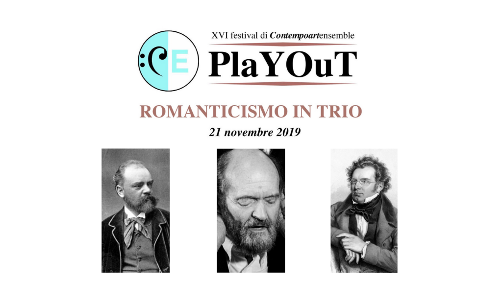 Romanticismo in trio - 21 Novembre