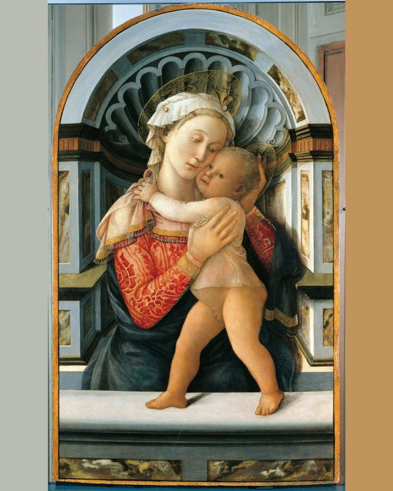 Madonna di palazzo Medici-Riccardi