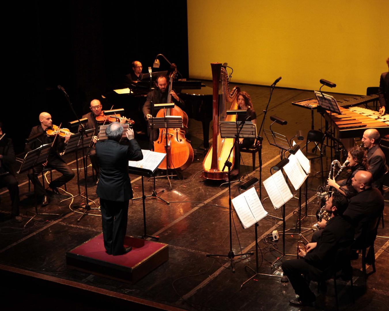 76 Maggio Musicale Fiorentino Contempoartensemble