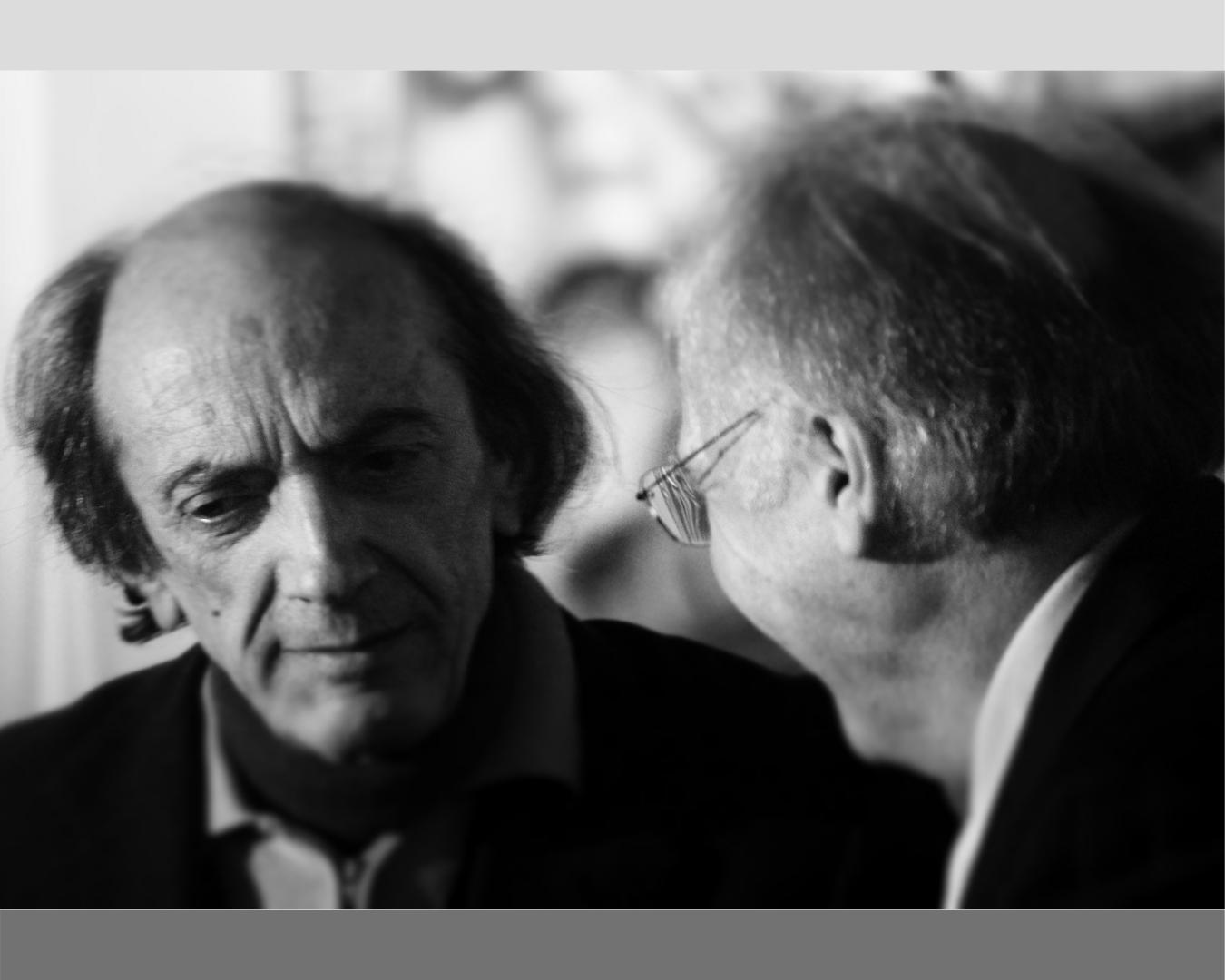 Con l'amico Giancarlo Cardini