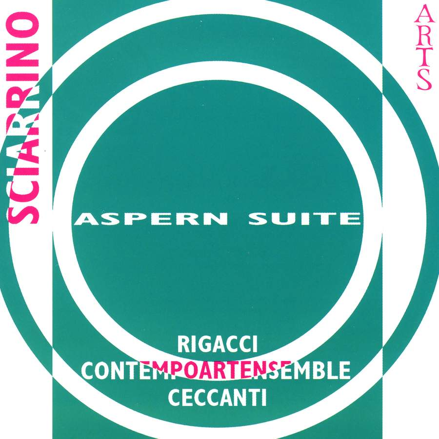 cd sciarrino Aspern Suite Buren ARTS